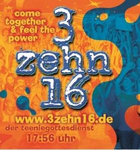 3zehn16 Logo